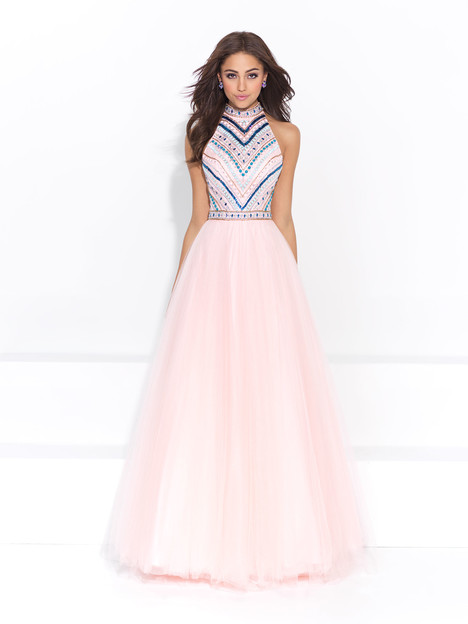 17-209 (pink) Prom                                             dress by Madison James: Special Occasion