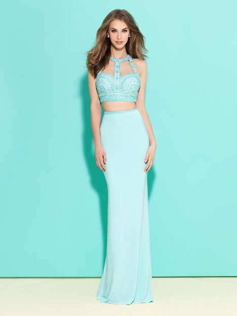 17-210 (water) Prom                                             dress by Madison James: Special Occasion
