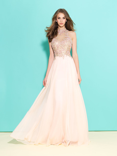 17-213 (blush) Prom                                             dress by Madison James: Special Occasion
