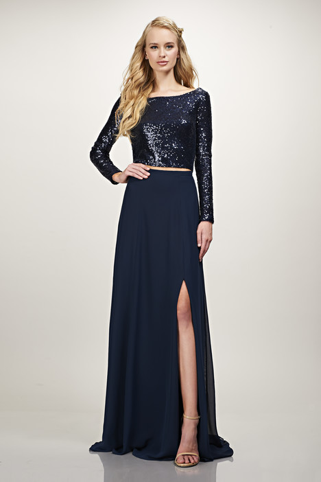 910153 - Blakely (top) Bridesmaids dress by Theia Bridesmaids