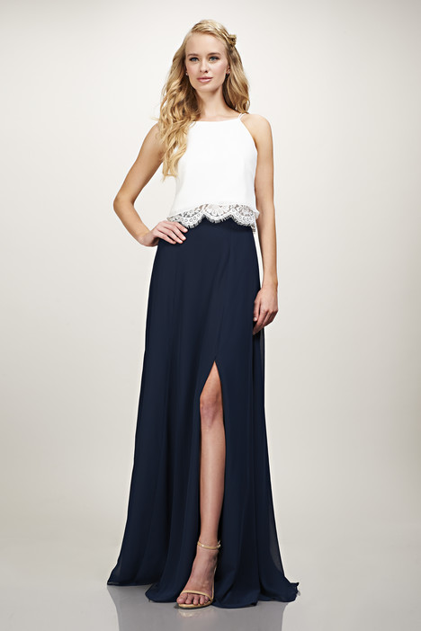 910157 - Saige (top) Bridesmaids dress by Theia Bridesmaids