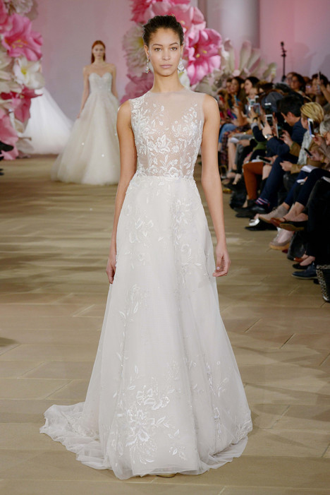 Delightful Wedding dress by Ines Di Santo