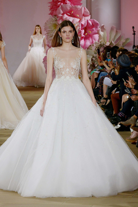 Splendor Wedding                                          dress by Ines Di Santo