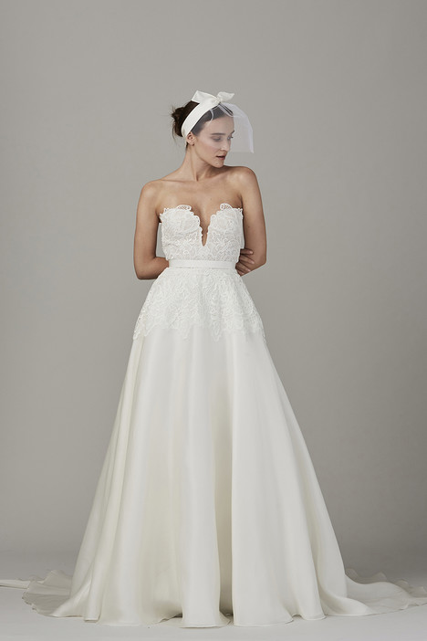 The Peninsula Wedding                                          dress by Lela Rose