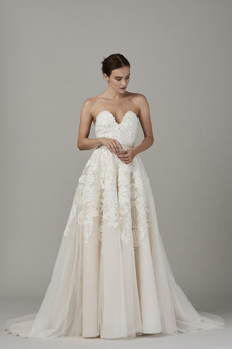 The Beausoleil Wedding                                          dress by Lela Rose
