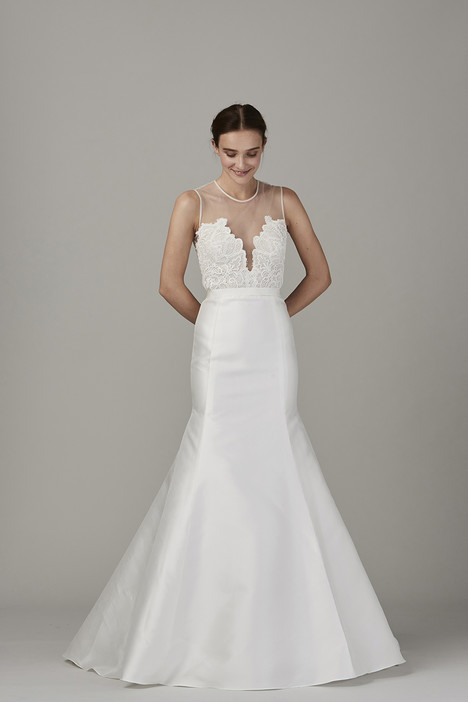 The Gulf Wedding                                          dress by Lela Rose
