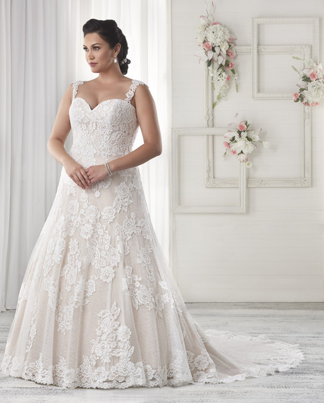 1603 Wedding                                          dress by Bonny Bridal