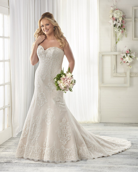 1611 Wedding                                          dress by Bonny Bridal