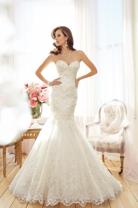 Y11564 Wedding                                          dress by Sophia Tolli