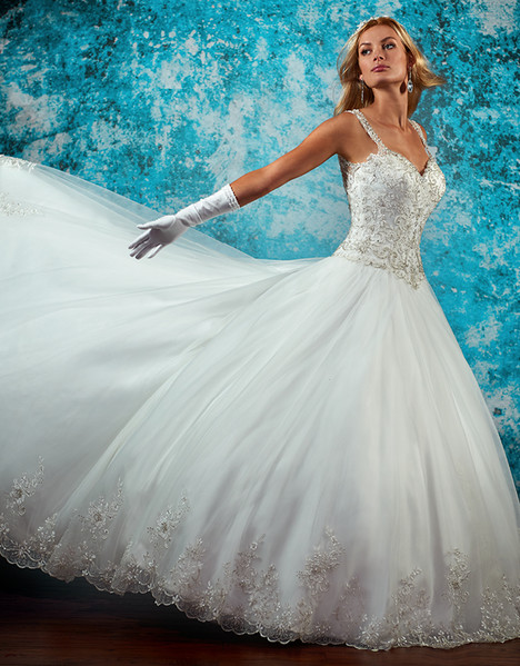 KS-C8077 Wedding dress by Mary's Bridal