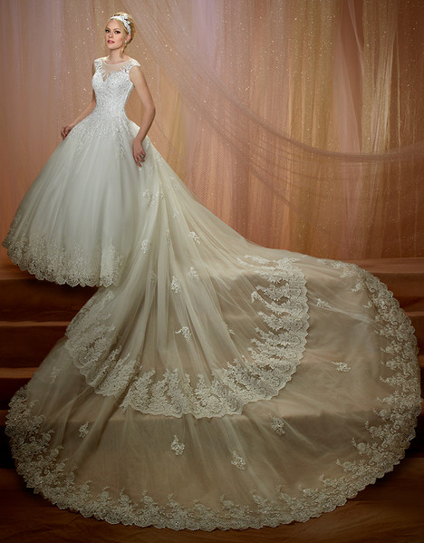 6454 Wedding                                          dress by Mary's Bridal