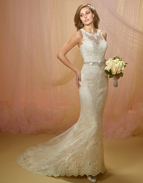 6496 gown from the 2017 Mary's Bridal collection, as seen on dressfinder.ca
