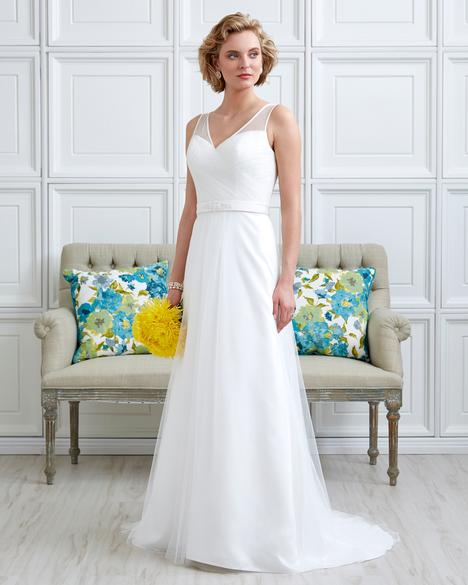 7050 Wedding                                          dress by Romantic Bridals