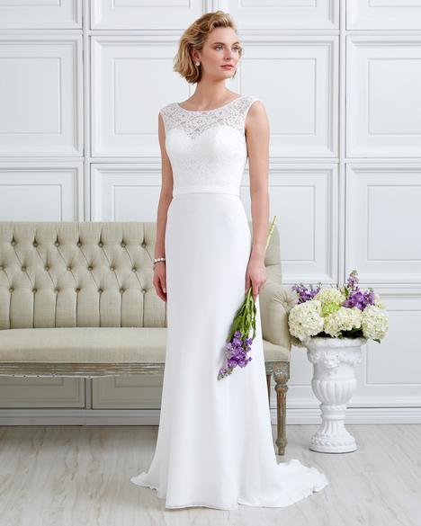 Wedding dress by Romantic Bridals
