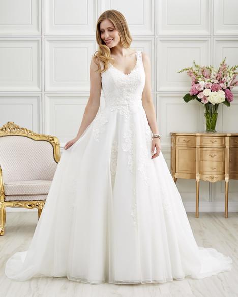 7201 Wedding                                          dress by Romantic Bridals