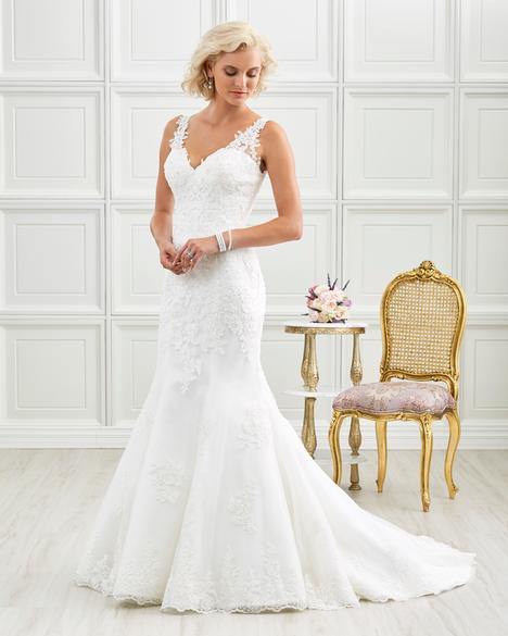 7206 Wedding                                          dress by Romantic Bridals