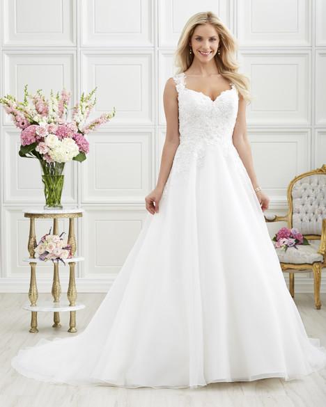 7210 Wedding                                          dress by Romantic Bridals