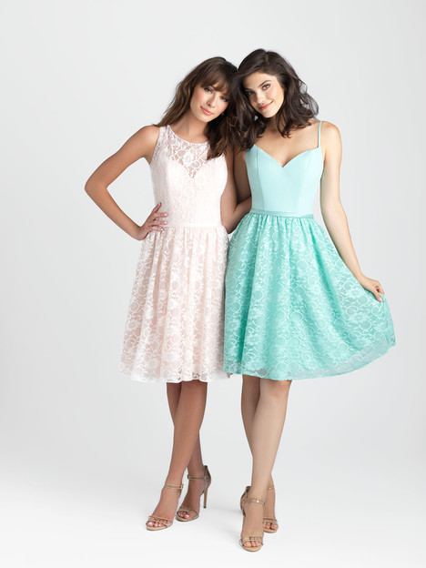 1508 Bridesmaids                                      dress by Allure Bridesmaids