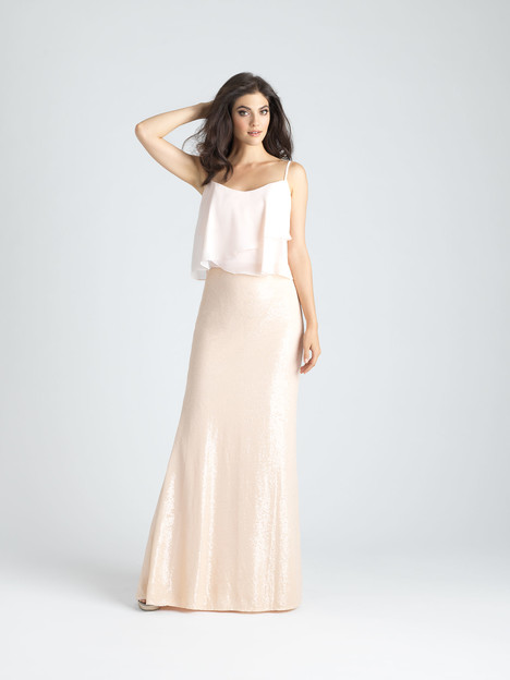 1527T + 1534S Bridesmaids                                      dress by Allure Bridesmaids