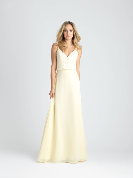 1528T + 1533S Bridesmaids                                      dress by Allure Bridesmaids