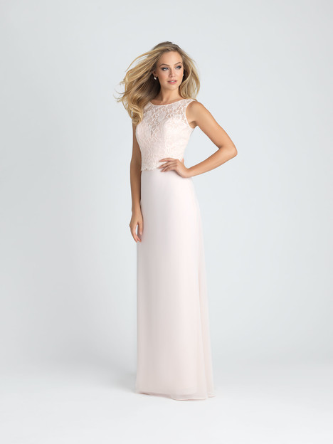 1530T + 1532S Bridesmaids                                      dress by Allure Bridesmaids