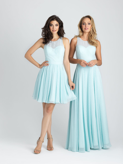 1541 (right) + 1542 (right) Bridesmaids                                      dress by Allure Bridesmaids