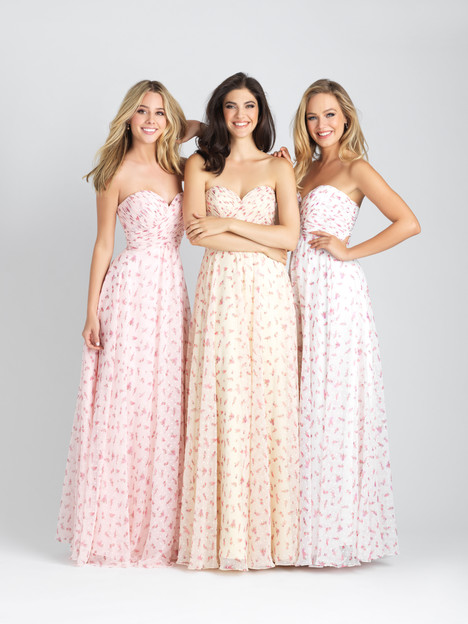 1544 Bridesmaids                                      dress by Allure Bridesmaids