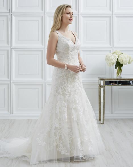 4000 Wedding                                          dress by Romantic Bridals : Hearts Desire