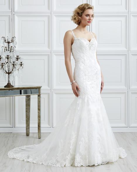 4001 Wedding                                          dress by Romantic Bridals : Hearts Desire