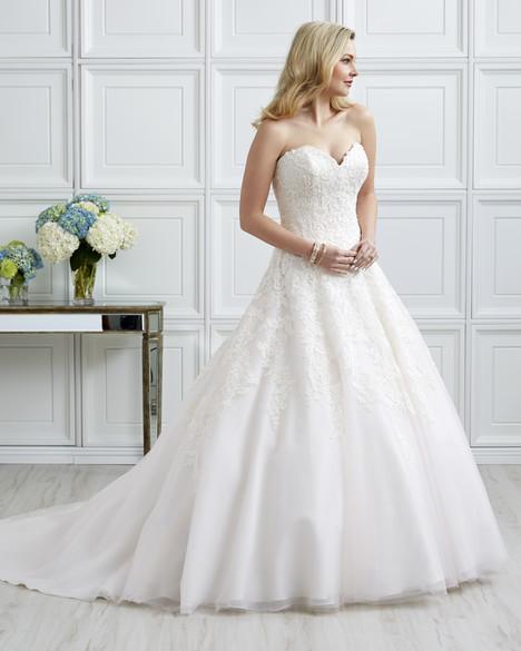 4003 Wedding                                          dress by Romantic Bridals : Hearts Desire