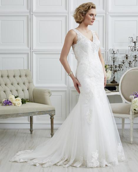 4016 Wedding                                          dress by Romantic Bridals : Hearts Desire
