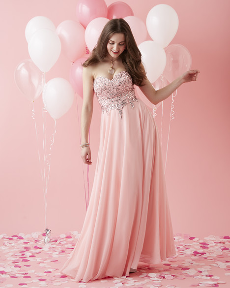 9111 Prom                                             dress by Romantic Bridals : Ignite Prom