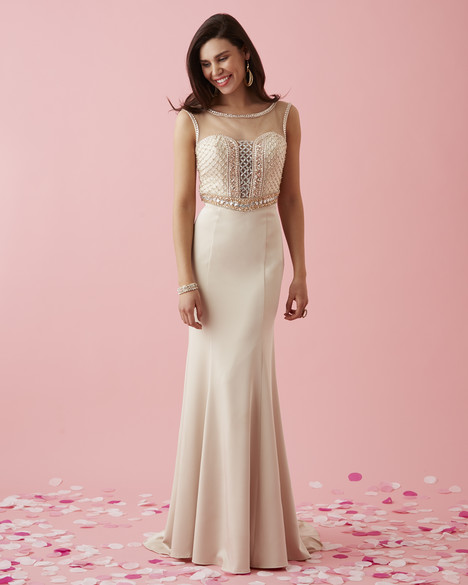 9124 Prom                                             dress by Romantic Bridals : Ignite Prom