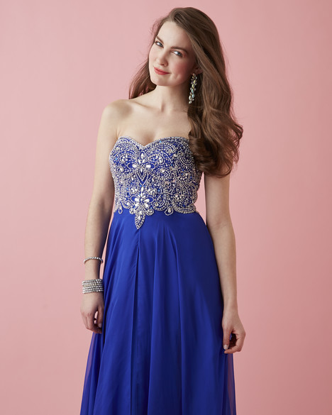 9162 Prom                                             dress by Romantic Bridals: Ignite Prom