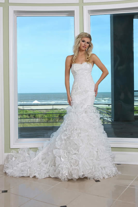 50249 Wedding                                          dress by DaVinci