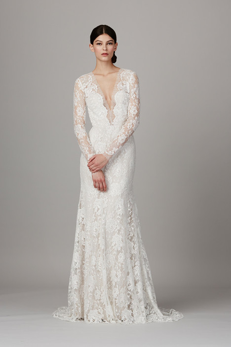 The Canyon Wedding                                          dress by Lela Rose