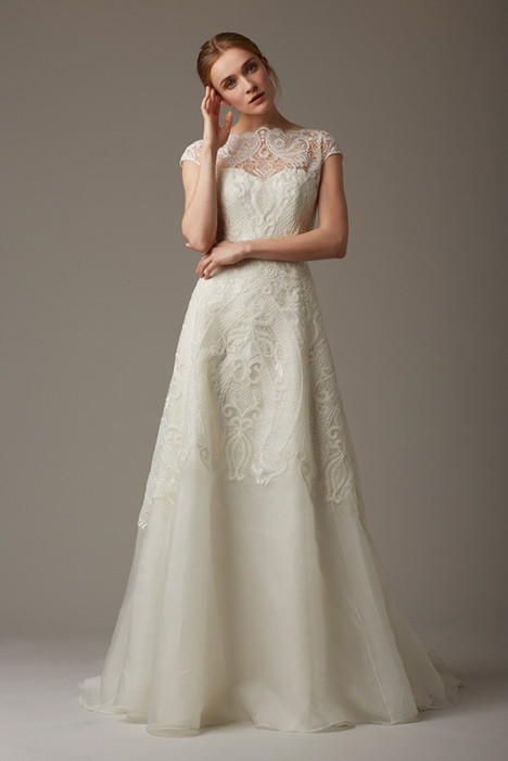 The Magnolia Tree Wedding                                          dress by Lela Rose