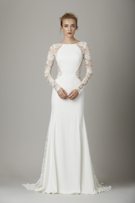 The Lounge Wedding                                          dress by Lela Rose