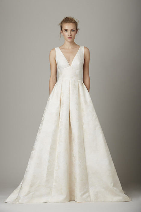 The Mountain Wedding                                          dress by Lela Rose