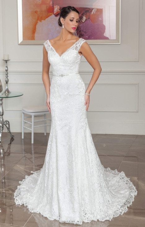 1125 Wedding                                          dress by Christina Rossi