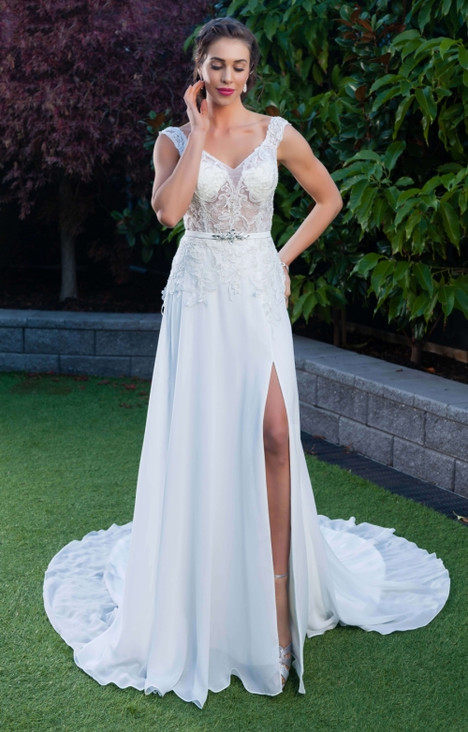 1138 Wedding                                          dress by Christina Rossi