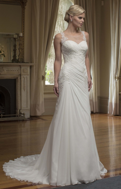 4222 Wedding                                          dress by Christina Rossi