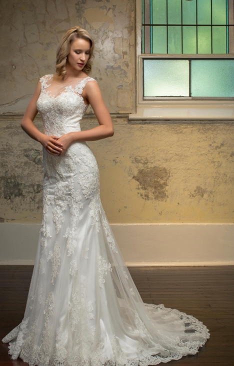 4229 Wedding                                          dress by Christina Rossi