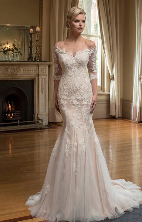 4239 Wedding                                          dress by Christina Rossi