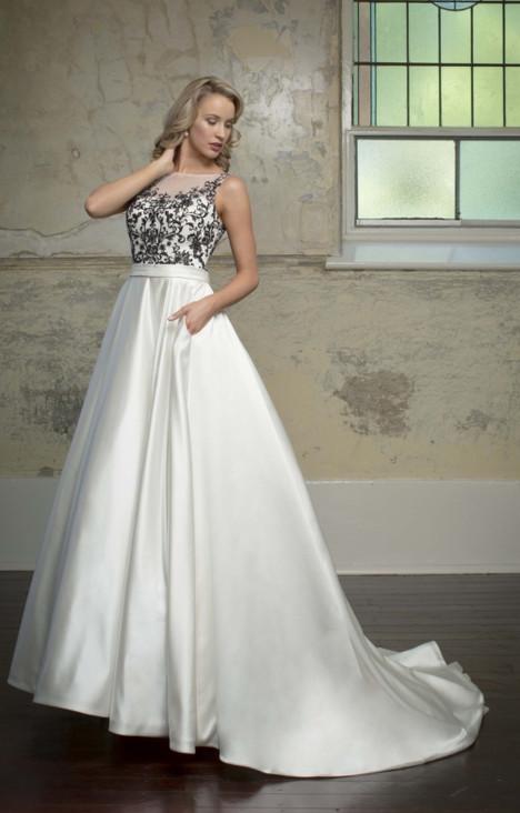 4245 Wedding                                          dress by Christina Rossi