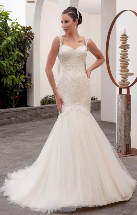 4259 Wedding                                          dress by Christina Rossi