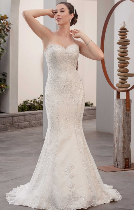 4265 Wedding                                          dress by Christina Rossi