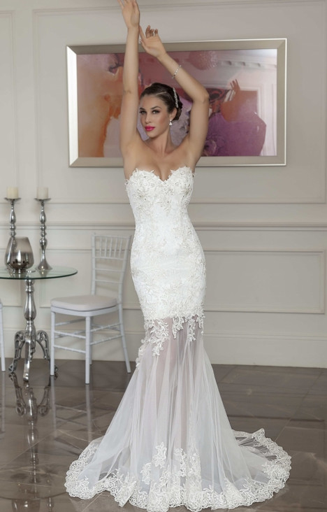 4269 Wedding                                          dress by Christina Rossi