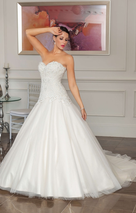 4271 Wedding dress by Christina Rossi