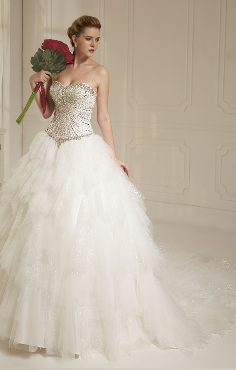 6048 gown from the 2016 Christina Rossi collection, as seen on dressfinder.ca
